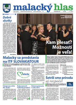 titulná stránka aktuálneho čísla MH - ilustračné foto